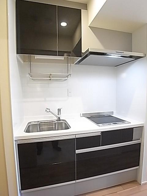 収納が大きく、使いやすいキッチン!
