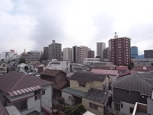 東南方向の眺望