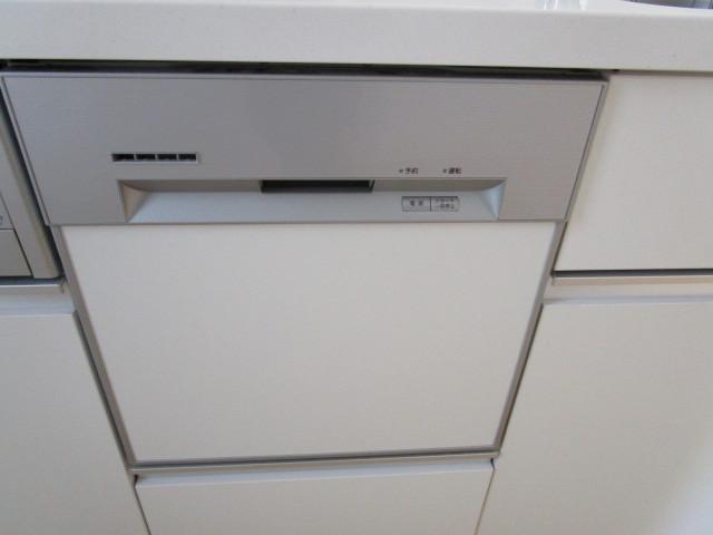 キッチンには食洗機も完備