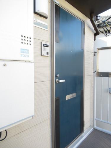 玄関ドア・モニター付インターホン
