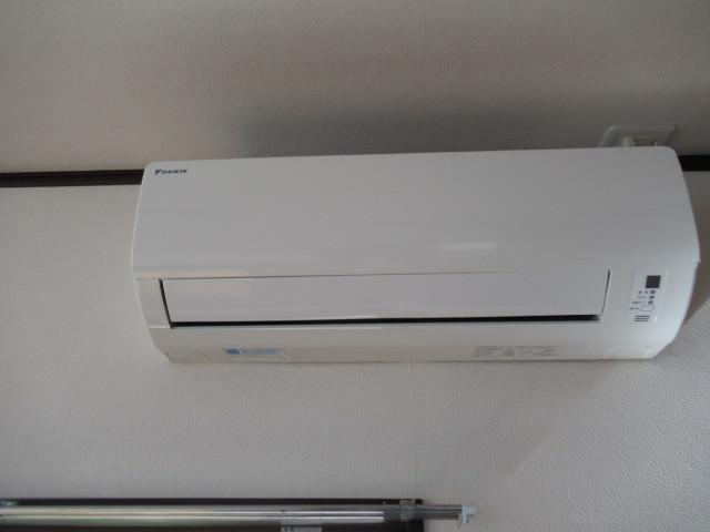 洋室6.3 エアコン