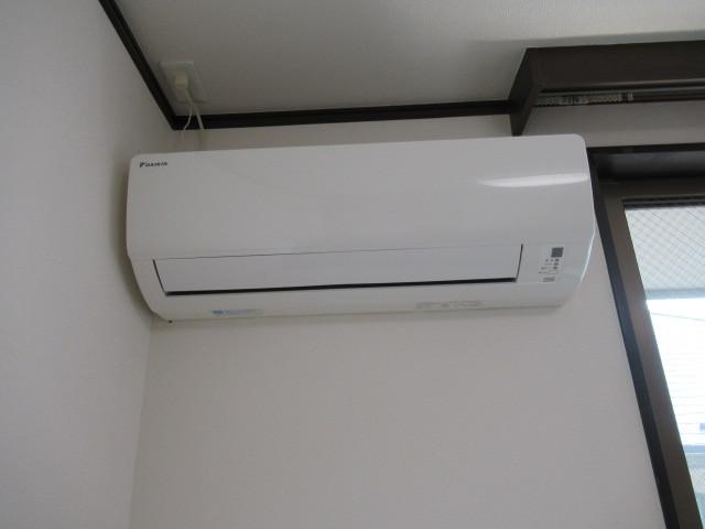 洋室6 エアコン