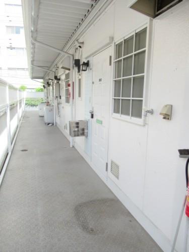 洗濯機置場は廊下側になります☆