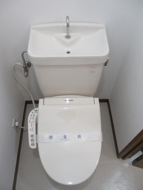 もちろんバストイレ別☆