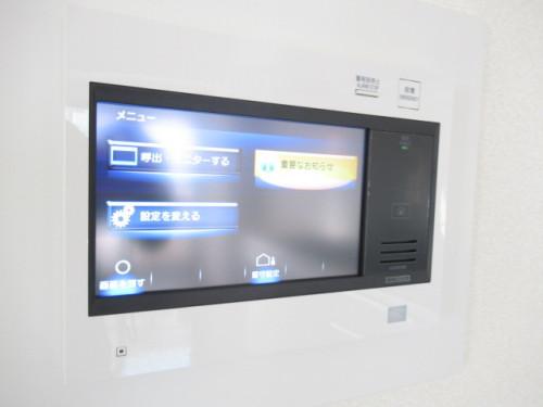 室内 モニター付インターホン