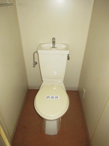 バストイレ別です☆
