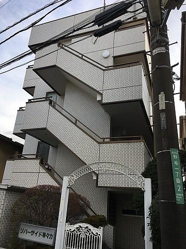閑静な住宅街のマンション☆