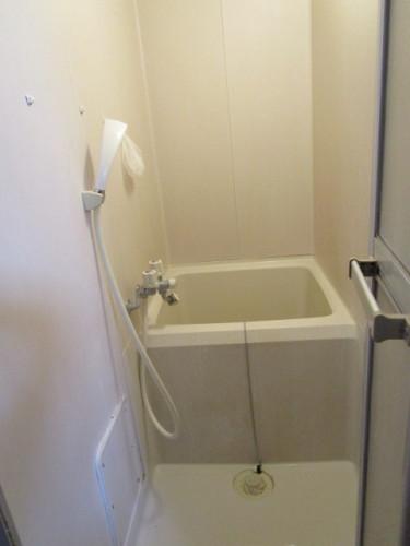 給湯の浴室