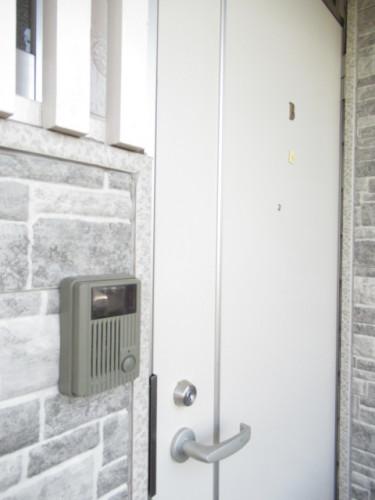 玄関 モニター付きインターホン
