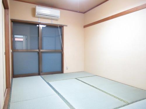 和室(雨戸あり)
