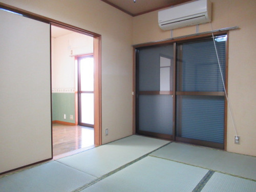 和室と洋室
