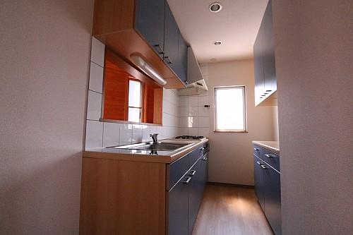 収納力のある使いやすいキッチン♪