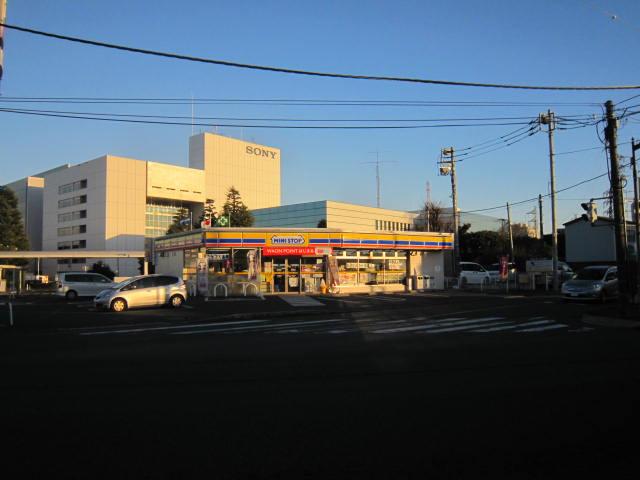 [コンビニ] ミニストップ厚木旭町店まで514m