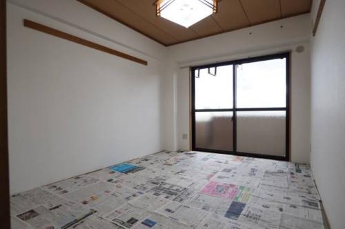 和室も日当たりが良いです。