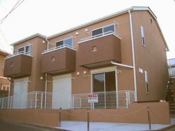 三井ホームの施工になっています。