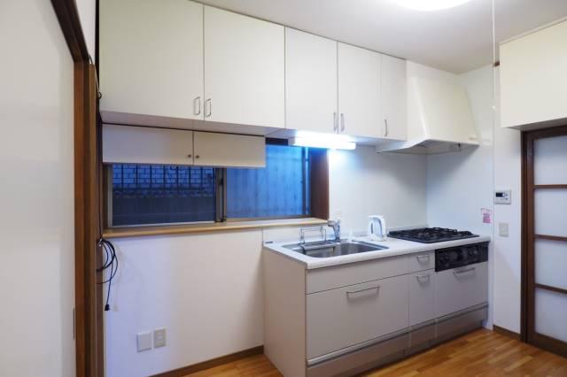 キッチンはシステムで使いやすいです。