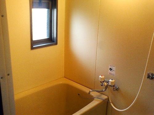 窓付きのお風呂は嬉しいですね
