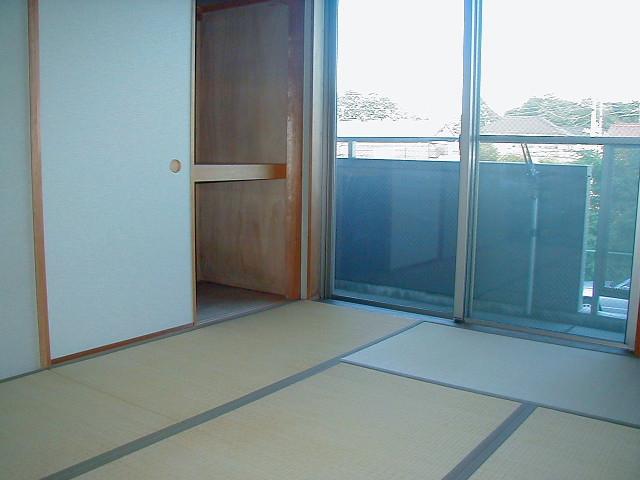 和室も6帖ありますよ。