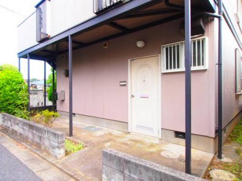 玄関周りも広いので引っ越しもしやすいです。