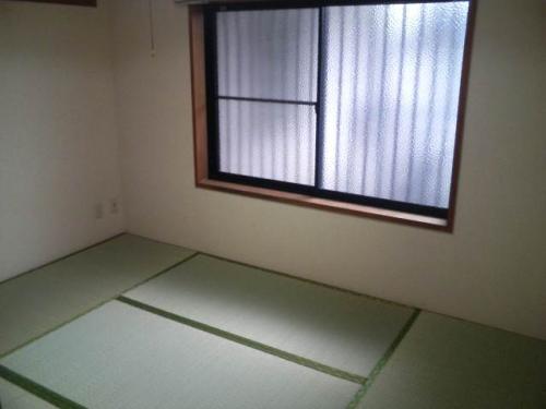 和室は洋室へ変更済み