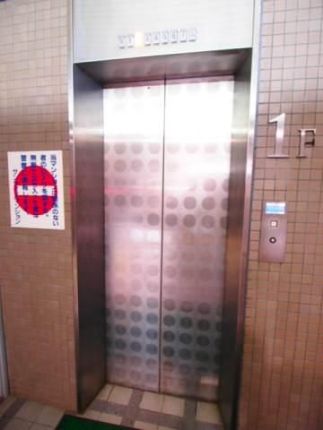 上階でも安心のエレベーター完備