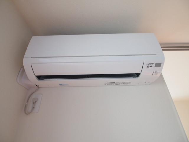 エアコンは全室についています。