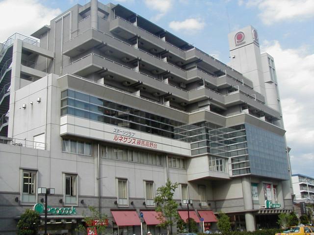 商業施設の入った大型マンションです。