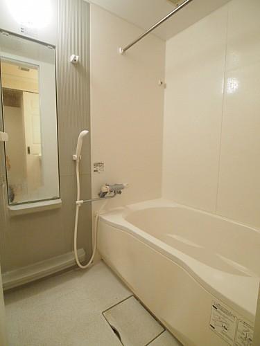 追い炊き機能つき浴室