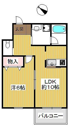 広い40平米を超えるマンション