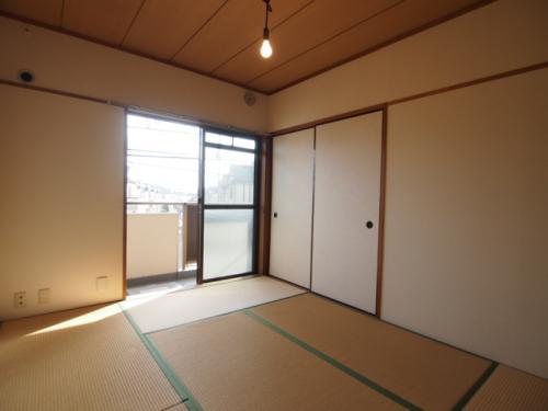 和室はなんだか和みますね。