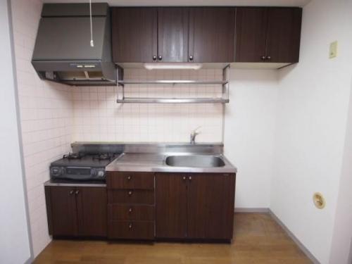 調理スペースもしっかりあるキッチンです。
