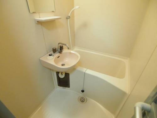 お風呂とトイレが別なのでとても人気です。