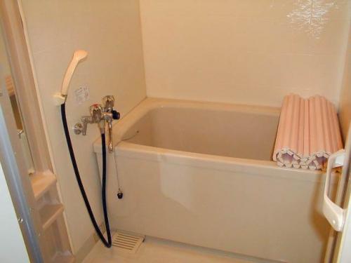 お風呂も十分な広さがあります