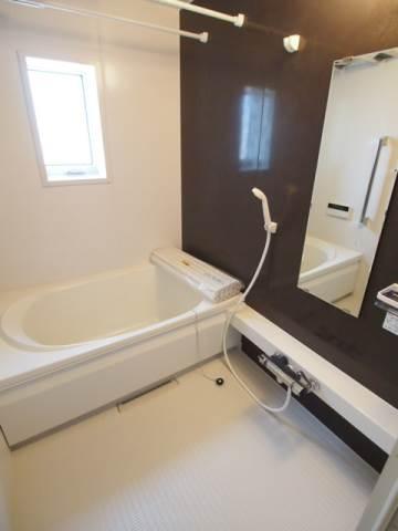 設備も充実。キレイなお風呂。