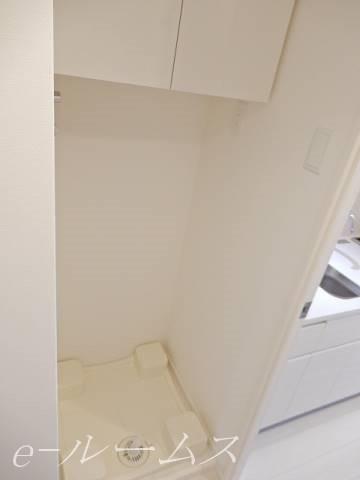 室内洗濯機置き場(参照写真)