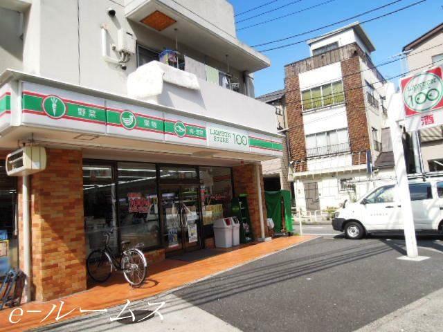 ローソンストア100板橋徳丸2丁目店