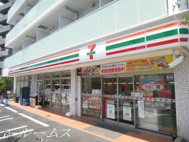 セブンイレブン板橋東新町1丁目店