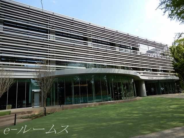 板橋中央図書館