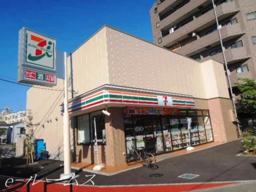 セブンイレブン板橋東新町若木通り店