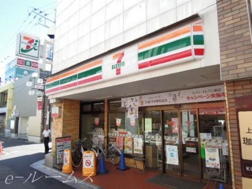 セブンイレブン上板橋駅前店