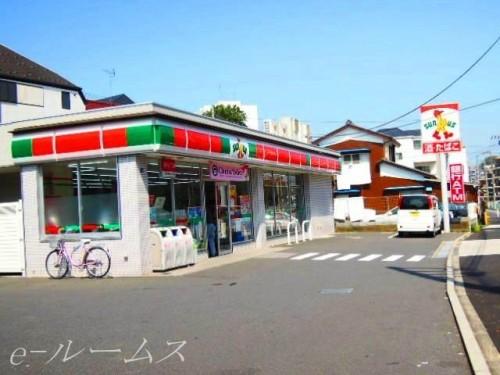サンクス 徳丸一丁目店
