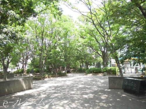 徳丸ケ原公園