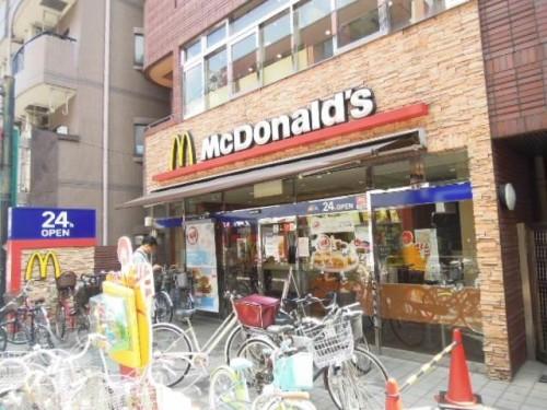 マクドナルド高島平駅前店