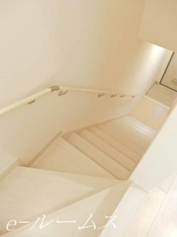 室内階段(反転タイプ参照写真)
