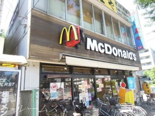 マクドナルド平和台駅前店