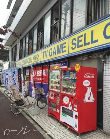 ゲオ高島平店