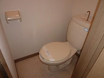トイレ(別の部屋の写真です)