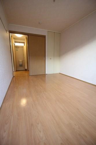 別棟の部屋の写真です