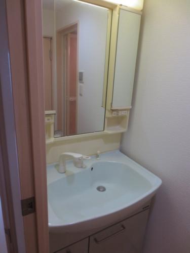 洗面台(別の部屋の写真です)