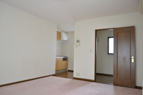 2階洋室にも小型キッチン付